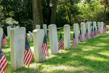 Savannah, Georgia;  He Veteran...