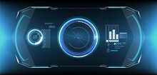 HUD UI GUI Futuristic User Int...