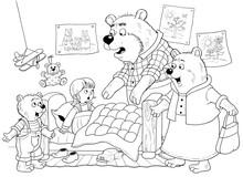 Goldilocks And The Three Bears...