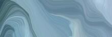 Unobtrusive Banner With Elegan...