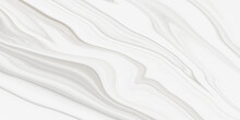 White Abstract Marble Stone Te...