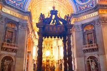 Italian Church Inside