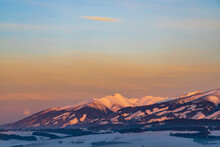 Western Tatras (Rohace) In Win...