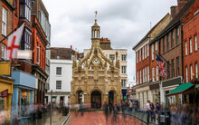 View Of Historical Building In City Chichester