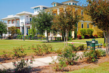 Seville Historic Quarter, In Pensacola, Florida