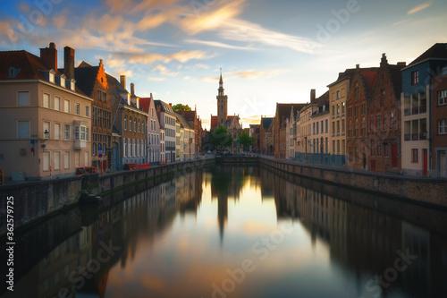Obraz na plátně Brugge