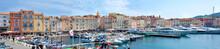 Hafen In Der Bucht Von Saint-T...