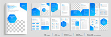 Brochure Template Design With ...