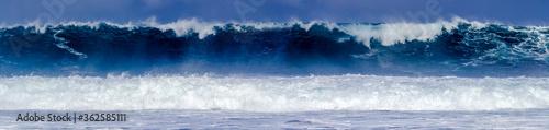 vague de houle australe Canvas