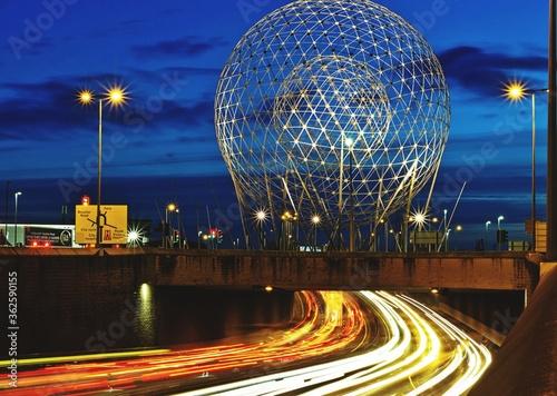 Fotografia The Rise Sculpture Belfast