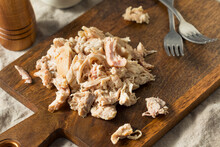 Organic Smoked Pulled Chicken