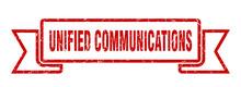 Unified Communications Ribbon....