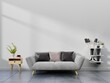 Leinwandbild Motiv Interior Of Modern Home With Furniture