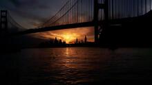 An Imaginary Bridge And City M...