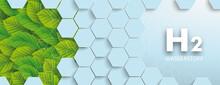 Grüne Energie Wasserstoff