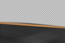 School Background With Wooden ...