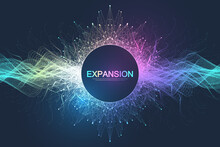 Colorful Explosion Background ...