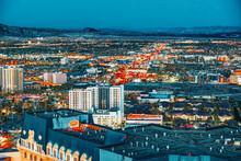 Main Street Of Las Vegas-is Th...