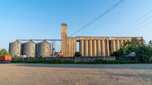 Flour Mill Grain Elevators And...