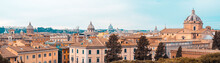 View Of Buildings In City Of Rome