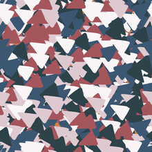 Bright Geometric Background Ma...