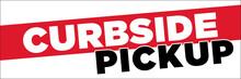 Curbside Pickup Banner | Large...