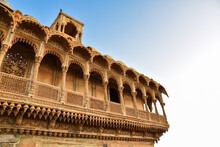 The Beautiful Patwon Ki Haveli...