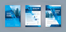 Business Leaflet Brochure Flye...