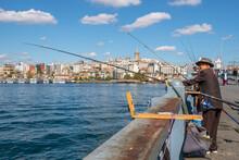 Unidentified Turkish Fisherman...