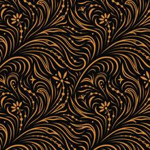 Seamless Pattern. Russian Trad...