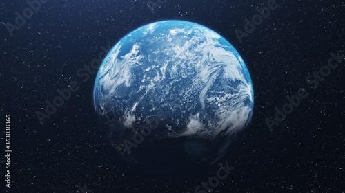 Fotografia, Obraz Idyllic Shot Of Earth