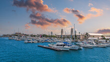 Yacht And Fishing Marina In Be...