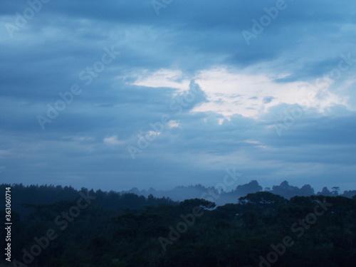 Photo Sky - a cloud - lanscape