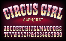 Circus Girl Is An Ornate Alpha...