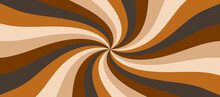 Abstract Brown Background With...