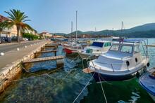 Croatia, Island Of Korcula, To...