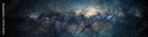 Cuadros en Lienzo Milky Way Galaxy