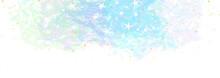 やさしい色の星空のフ...