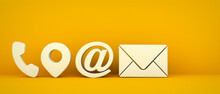 Business Contact Icons
