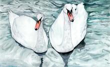 Beautiful Watercolor Illustrat...