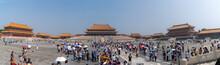 Forbidden City Close To Tianan...