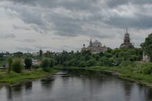 Boris And Gleb Monastery In Torzhok