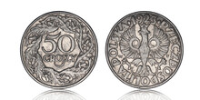 Polish Coin Of 1923 With A Low...