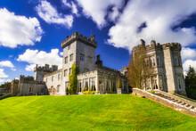 Dromoland Castle In Summer, Co...