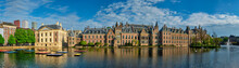 Panorama Of The Binnenhof Hous...