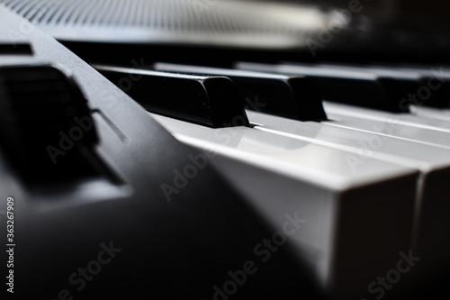 Obraz na plátně Piano