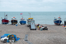 Local Fishing Fleet Stranded O...