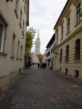 Chiesa Di Mattia Corvino Budapest Ungheria