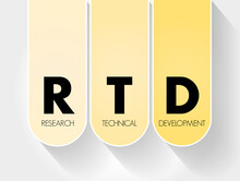 RTD - Research Technical Devel...