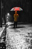 Horror rain